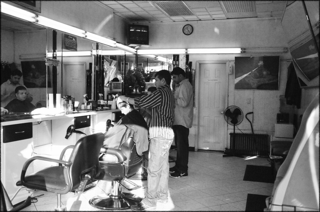 Barber Shop Coney Island