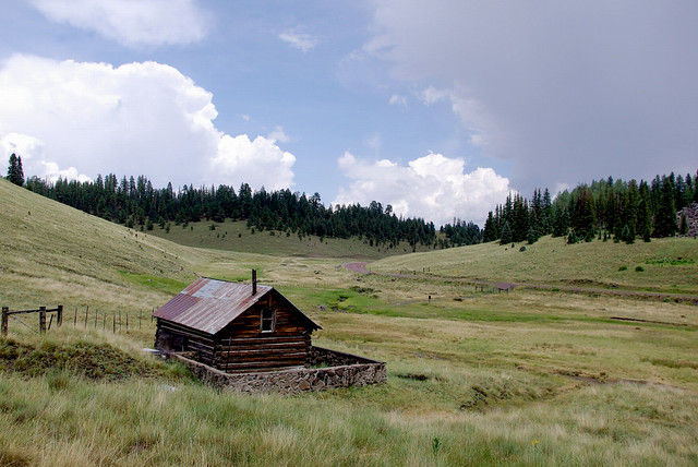 Shelter from the storm white mountains arizona flickr for White mountain apache game and fish
