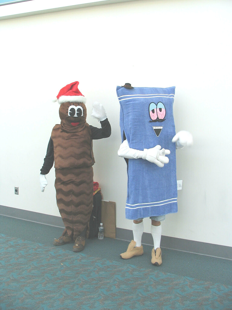 mr hankey and towelie check out my blog on   of my