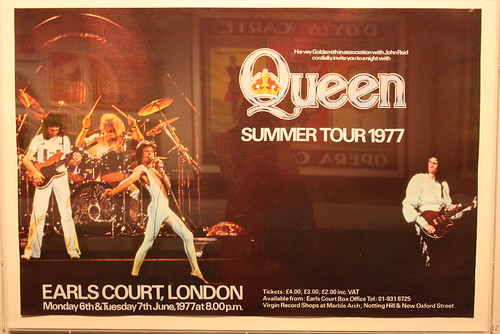 Queen Summer Tour 1977 | by Rafaella Tamm