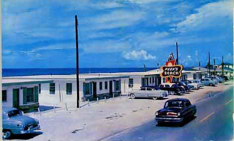 The City Beach Motel
