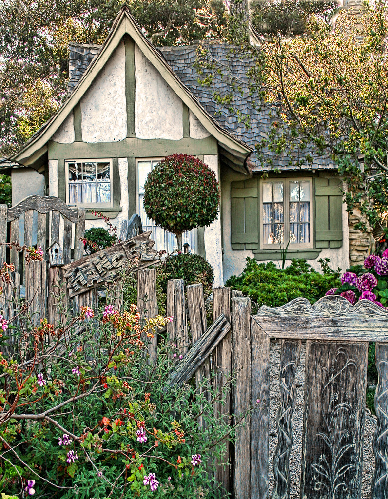 The Fairytale Cottages Of Carmel Hansel Is The Original