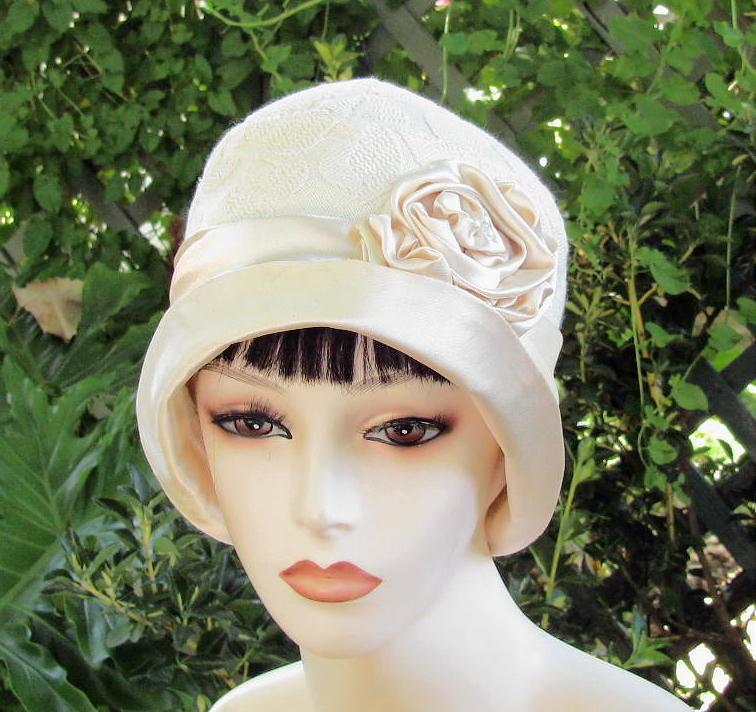 The Great Gatsby Wedding Hat | Sierra Exif JPEG