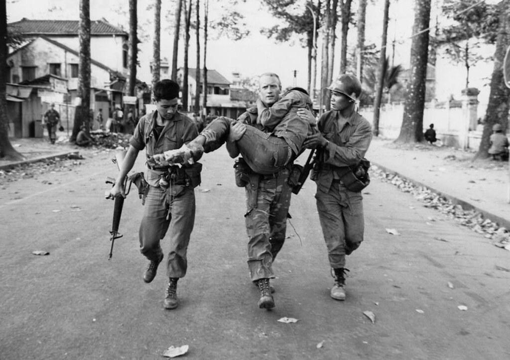 Vietnam War Tet Offensive First Lt Gary D Jackson Of