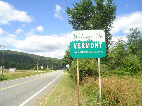 Welcome to Vermont | by bunkosquad