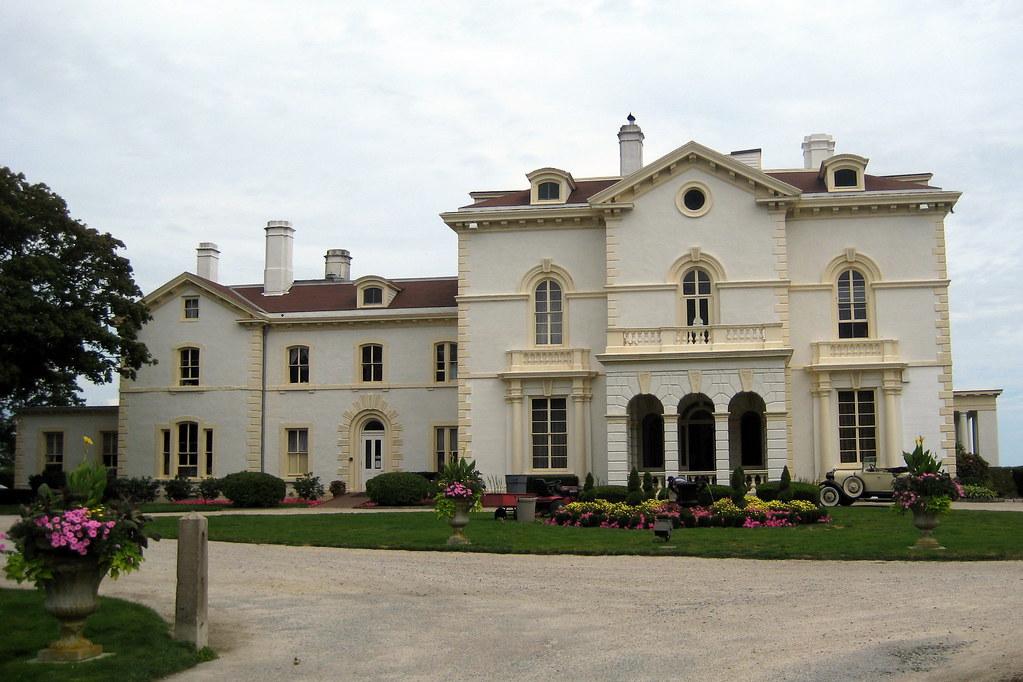 Ri Newport Astors Beechwood Mansion The Beechwood