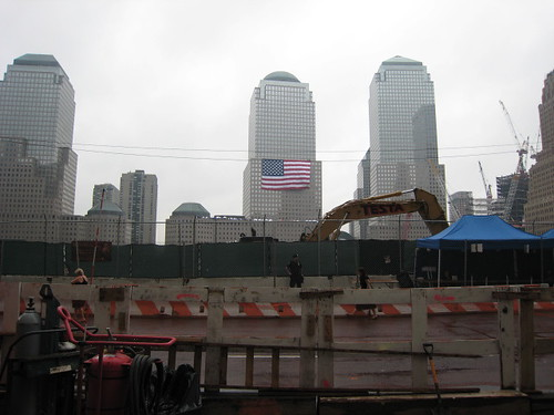 The World Trade Center site, 09/11/07 | by WNPR - Connecticut Public Radio