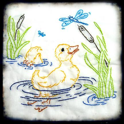 Baby Quilt Embroidery Patterns | makaroka.com : hand embroidery patterns for baby quilts - Adamdwight.com