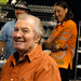 Jacques Pepin at the Essential Pepin wrap party