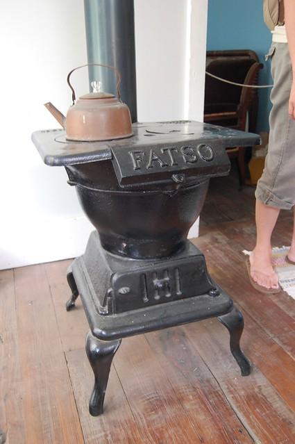 Fatso Stove Fatso Brand Cast Iron Stove Old Farmhouse
