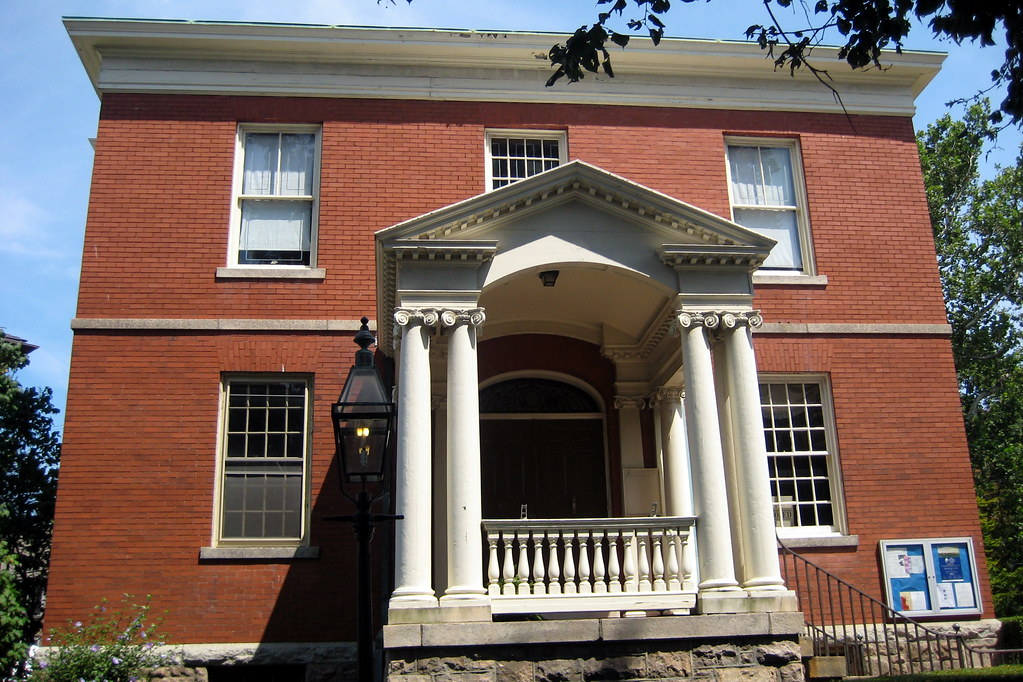 RI - Newport: Seventh Day Baptist Meeting House | In the ...