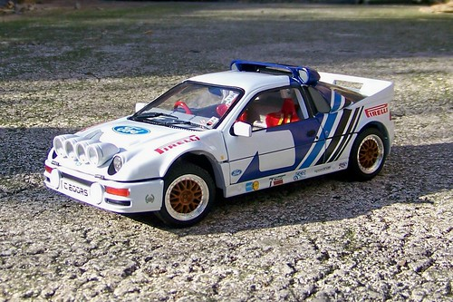 Ford Rs2000 Rally 1986 3 Flickr Photo Sharing