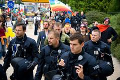 Anti-G8 Demonstrations (11) - 03Jun07, Rostock (Germany)