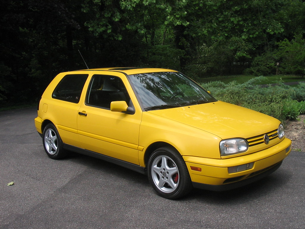 1998 Vw Gti Vr6 This Is My Current Daily Driver Fun Car