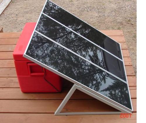 Harbor Freight Solar Cooler