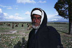 Portrait of a shepherd. Rural Morocco | by World Bank Photo Collection