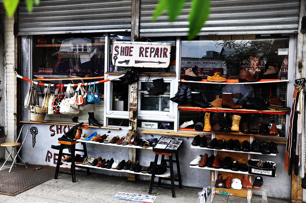 Shoe Repair At Fulton County Ohio