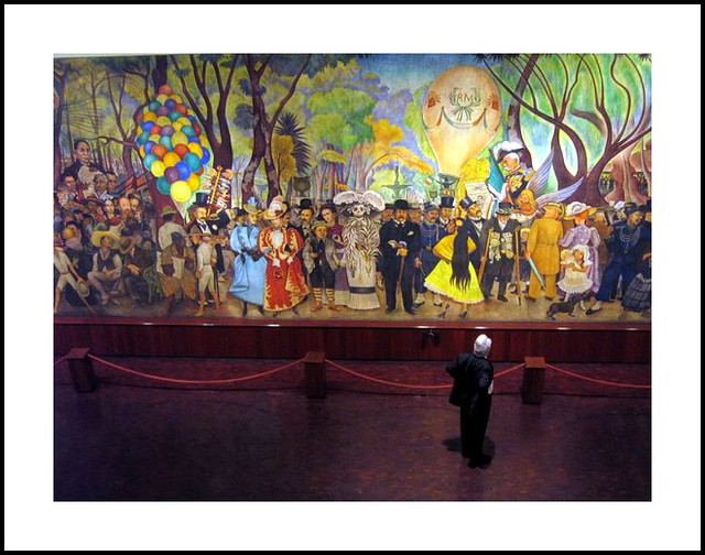 Diego rivera mural museum diego rivera 39 s most famous for Diego rivera famous mural