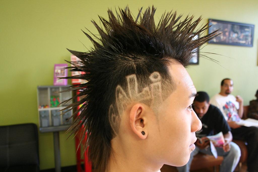 Stevie J Fade Haircut Tutorial! Gumby haircut