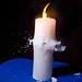 .22LR meets a Candle 2