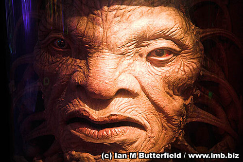 The face of Boe. | The face of Boe. Or is it the face of Joh… | Flickr