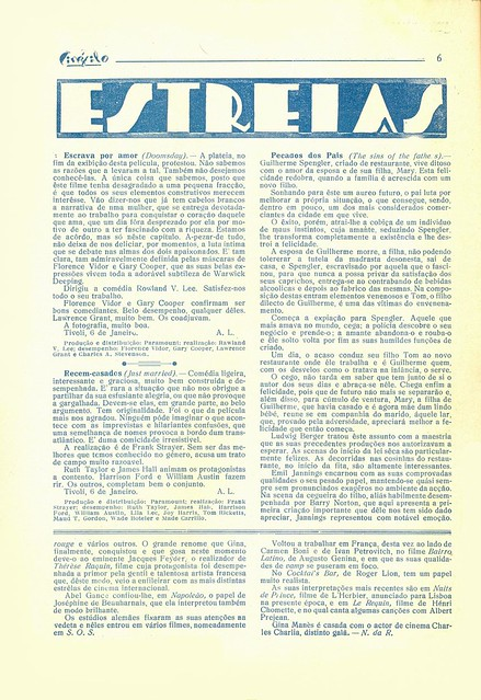 Cinéfilo, No. 73, January 11 1930 - 5