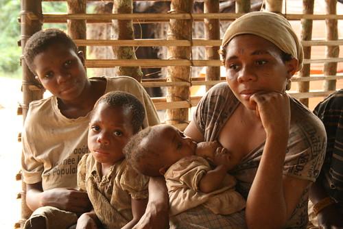 Pygmy tribes