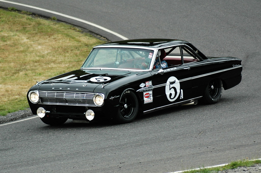 1963 Ford Falcon Sprint V8 Michael Eisenberg 1963 Ford