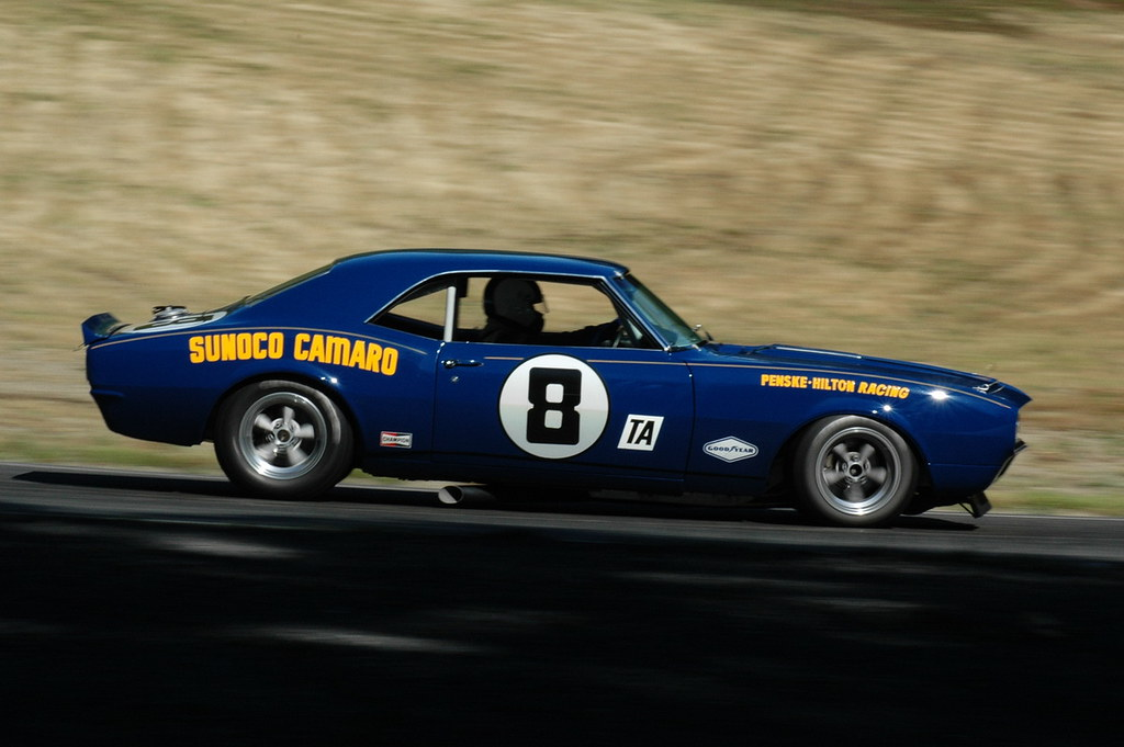 Cars With 3rd Row >> 1968 Sunoco Camaro Z28 - Tom Armstrong | Tom Armstrong in ...