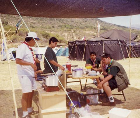 19 jamboree scout mundial chile: