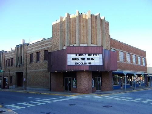 Jacksonville Il Illinois Theater Flickr Photo Sharing
