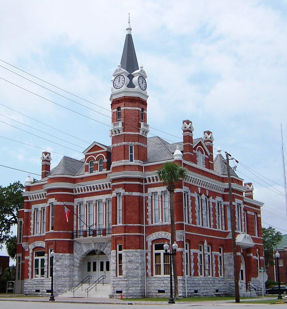 Brunswick, GA Old City Hall