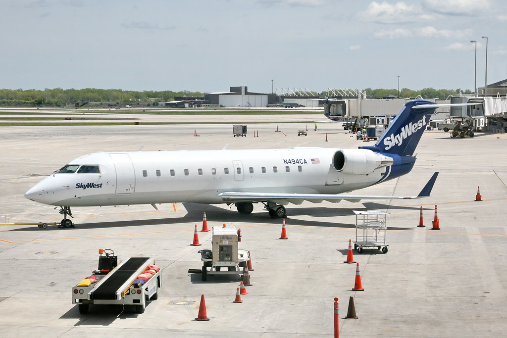skywest inc and the regional