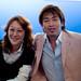 Yumi and Takeshi