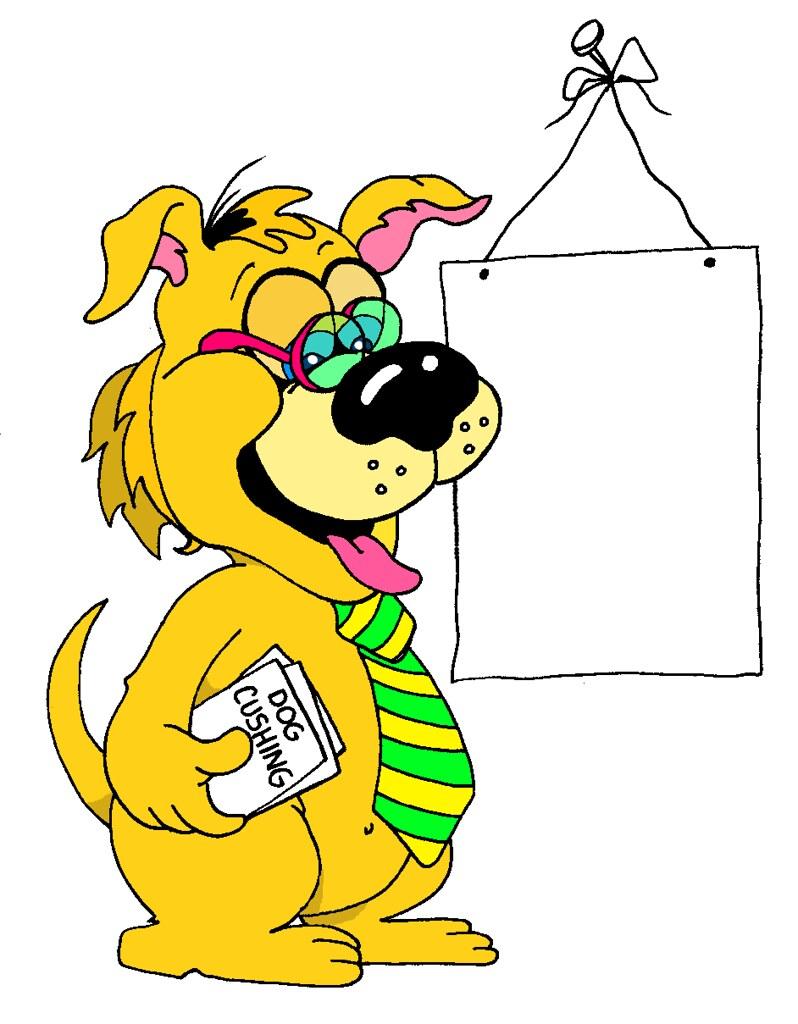 Dog Free Clip Art Animation
