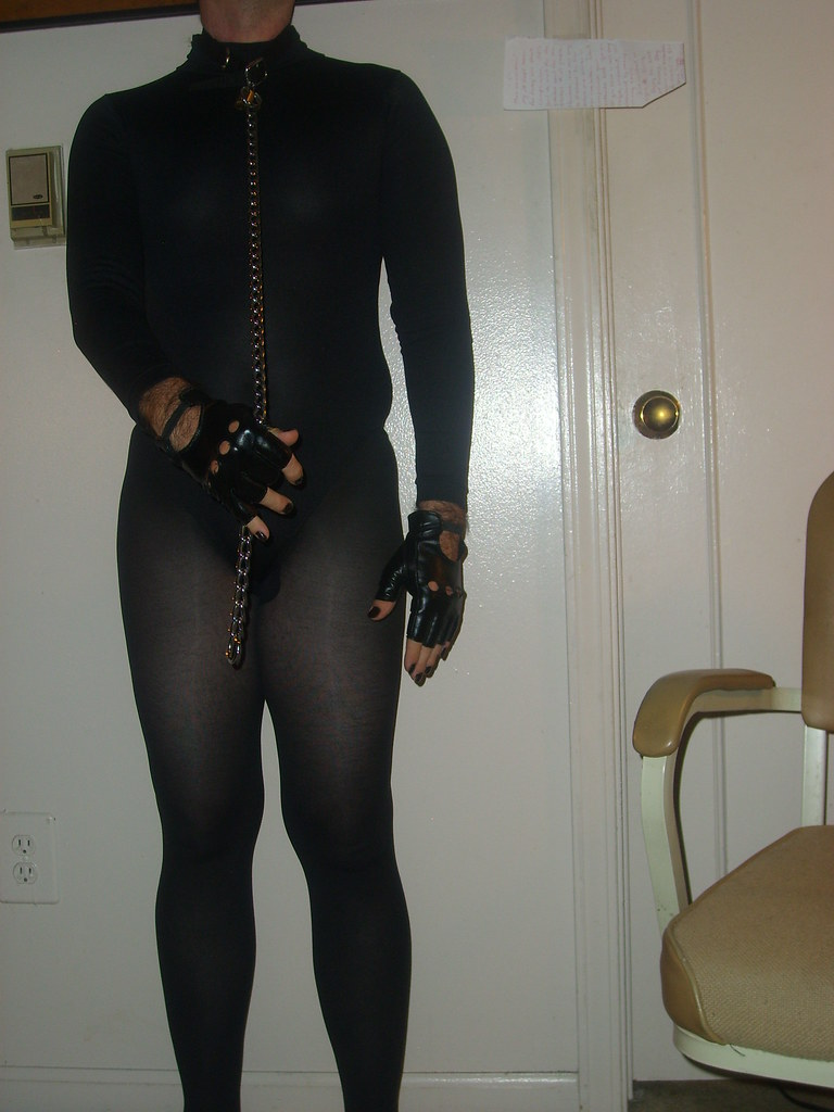 Picture 005 | In Black Leotard, with Black tights, and ...