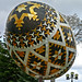 vegreville egg ~ world's largest pysanka