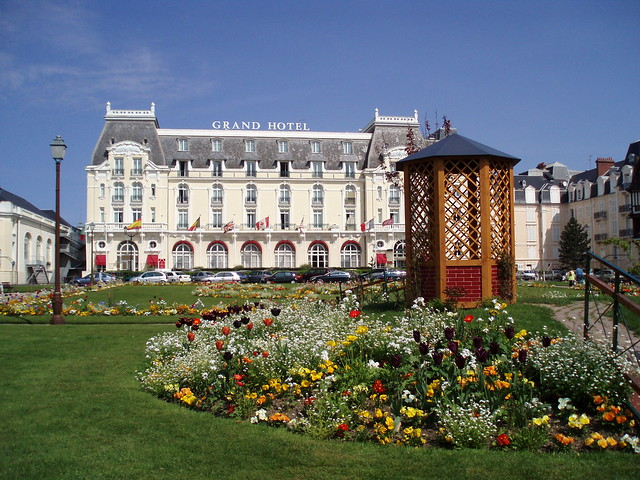 Grand hotel cabourg flickr photo sharing for Hotels cabourg