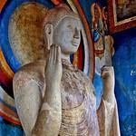 Buddha in Anuradhapura