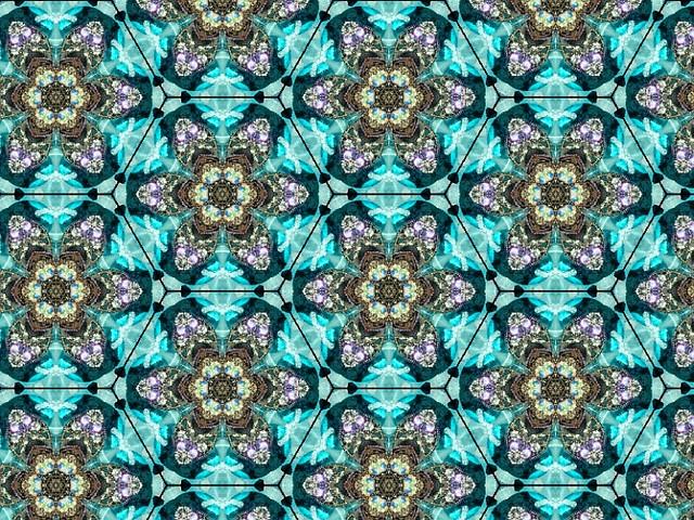 Crystal Metallic Turquoise Paint