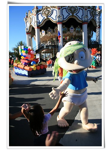 Nickelodeon Celebration Parade | Nickelodeon Celebration ...