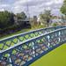 Footbridge and Carpenters Lock