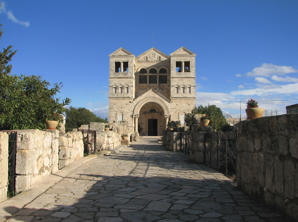 Mount Tabor - Church of the Transfiguration | Mount Tabor ...