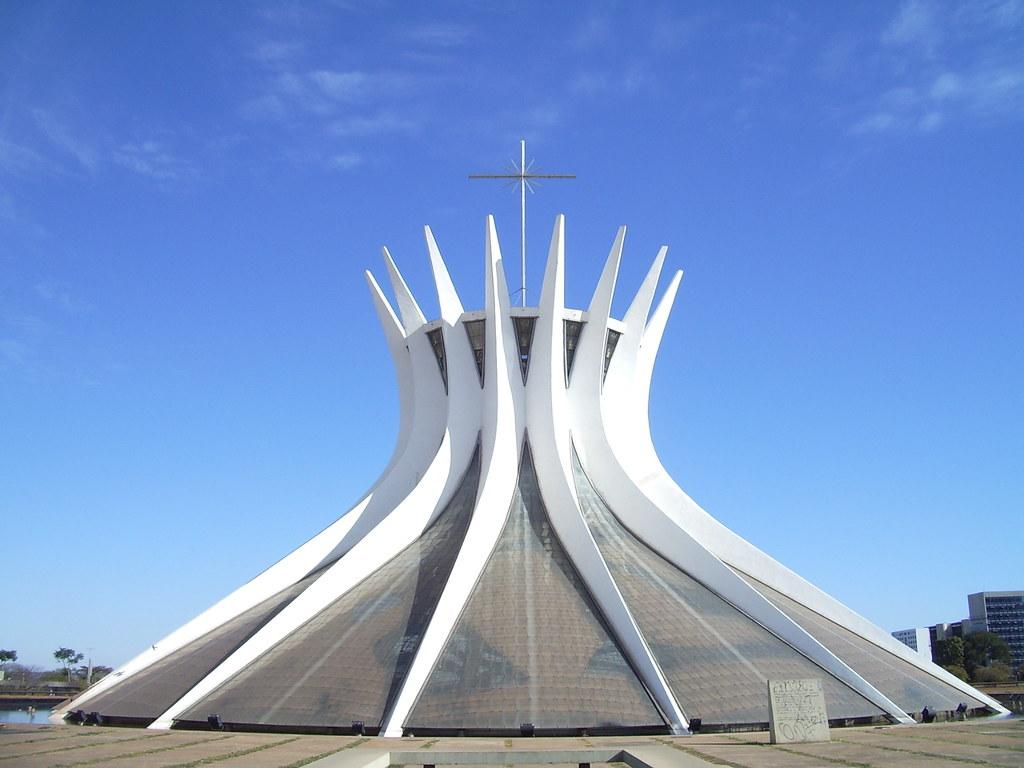 Catedral De Brasilia Gerardo Diego Ontiveros Flickr