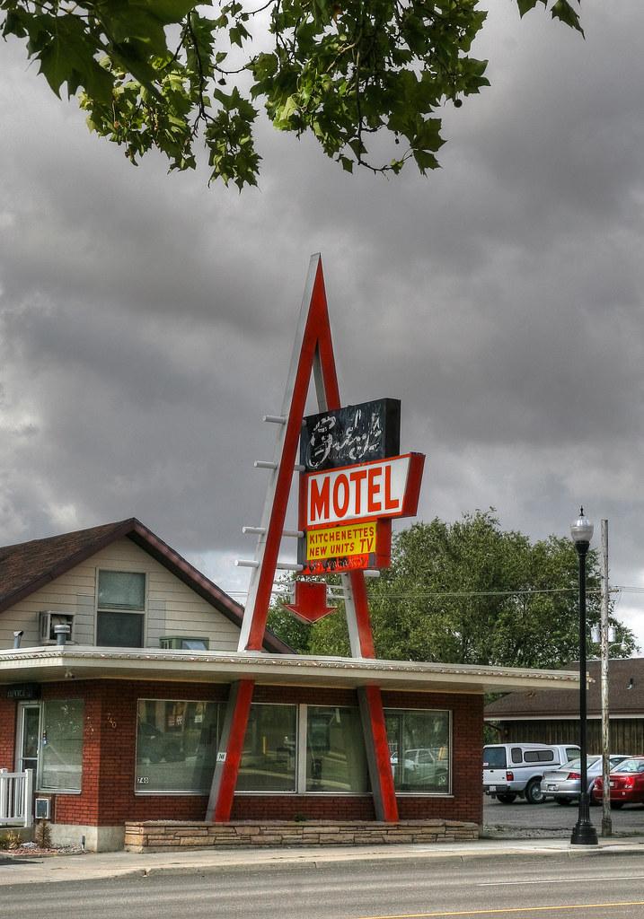 Galaxy Motel Brigham City Utah