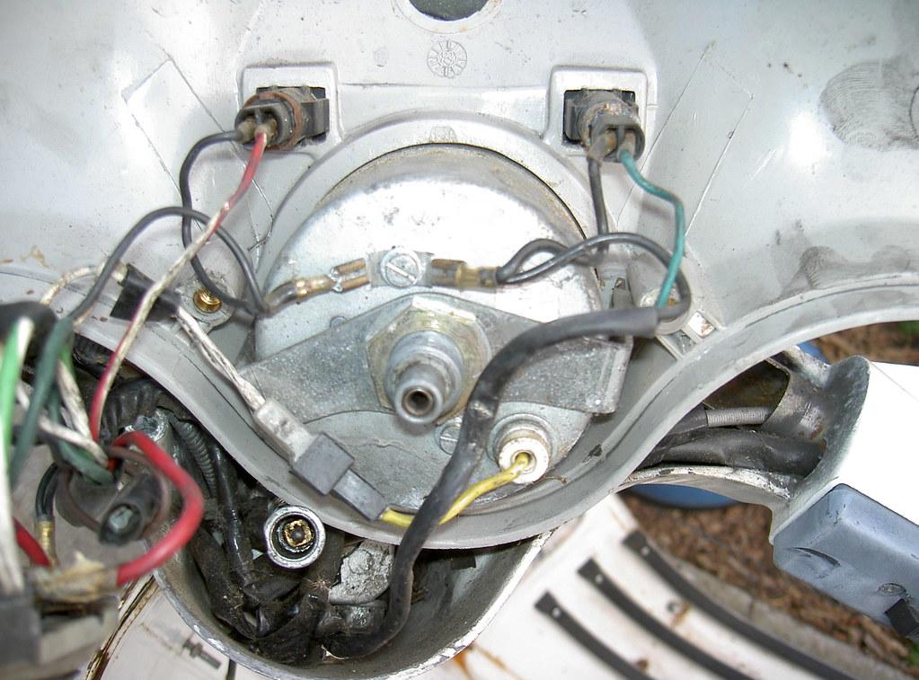 Wiring Diagram For Vespa P200e : Vespa p wiring diagram fuel tank