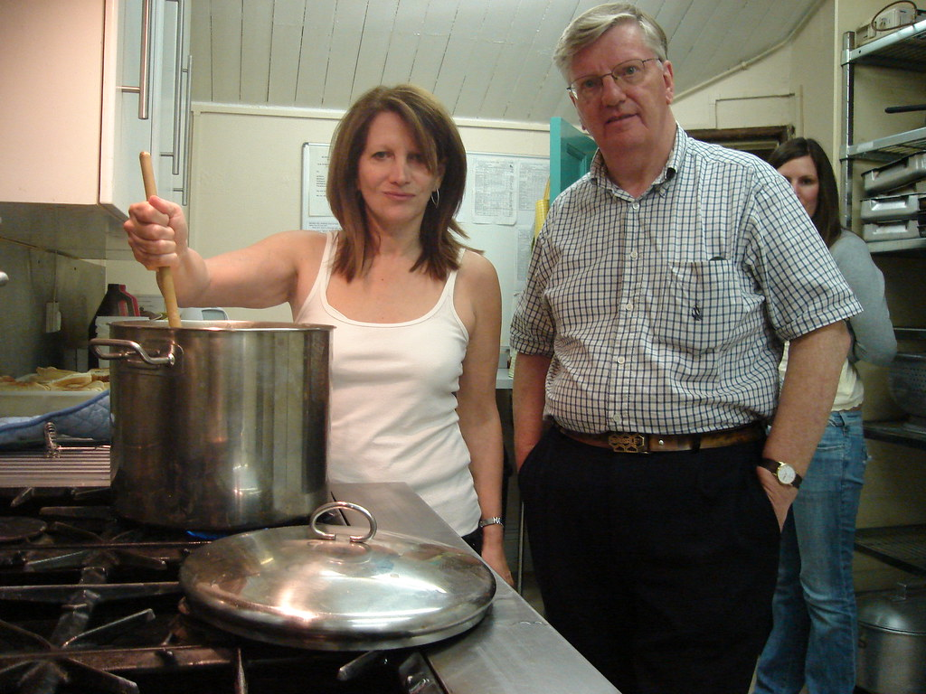 Mobile Soup Kitchen Rockingham
