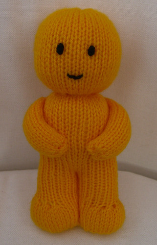 Knitting Pattern For Jelly Babies : Jean Greenhowe Jelly Baby Knitted in Sirdar Toytime from t? Flickr