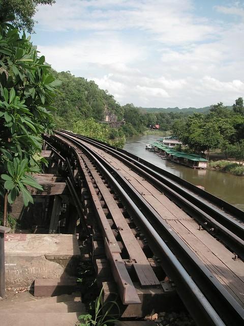 Death Railway. Kanchanaburi Thailand  Explore Princess ...