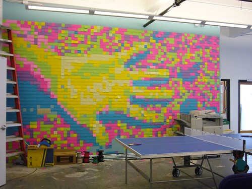 Pixeled Post-Its (Credits: Jenn Vargas / FlickR)